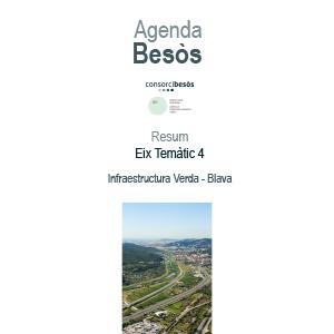 Resum eix temàtic 4:Infraestructuraverda-blava