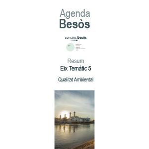Resum eix temàtic 5:Qualitat ambiental