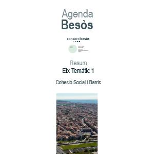 Resum eix temàtic 1:Cohesió social i barris